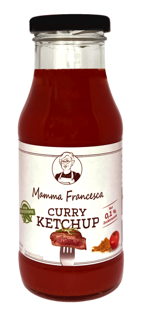 Curryketchup 250 g