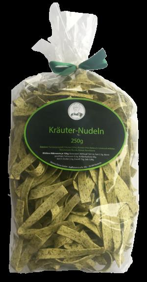Kräuter-Nudeln 250g