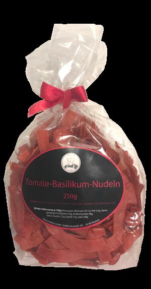 Tomate-Basilikum-Nudeln 250g